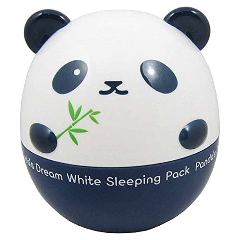 リボン強盗ポルトガル語(3 Pack) TONYMOLY Panda's Dream White Sleeping Pack (並行輸入品)