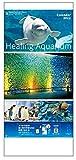 伏見上野旭昇堂 2022年 カレンダー 壁掛け 2ヶ月 ヒーリングアクアリウム NK0928