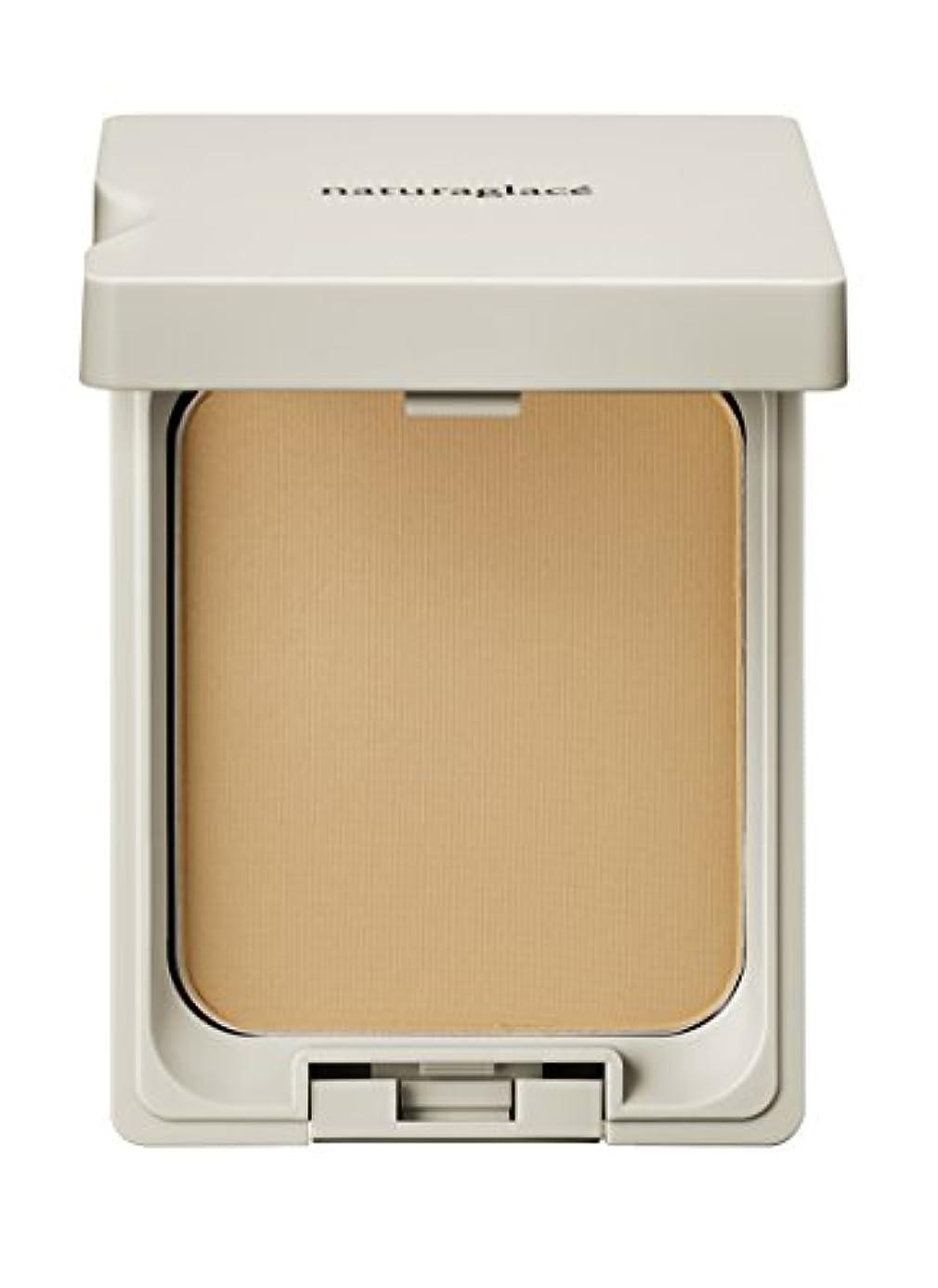 大人ブラウザ記念碑ナチュラグラッセ クリアパウダー ファンデーション OC2 (やや黄みよりの自然な肌色) 11g SPF40 PA++++ パフ付き