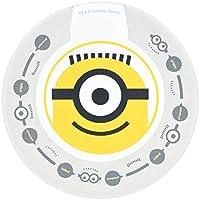 グルマンディーズ 怪盗グルーシリーズ(ミニオンズ) ワイヤレスチャージャー フェイス mini-72d