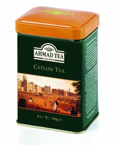 AHMAD TEA セイロン 100g