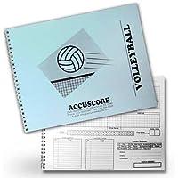 AccuscoreバレーボールScorebook