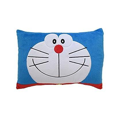 モリシタ 小学館 ダイカット枕 Mサイズ ドラえもん 43×63cm