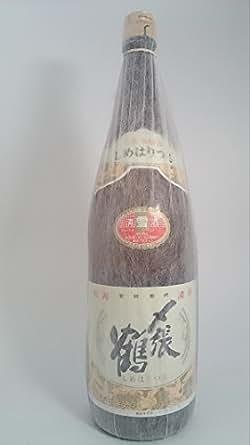 〆張鶴 雪 1800ml 【宮尾酒造】