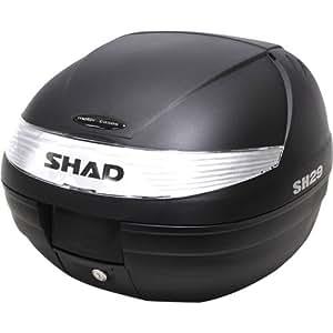 SHAD シャッド SH29 トップケース 無塗装ブラック 脱着式