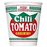 日清食品 カップヌードル チリトマトヌードル 76g×20個入