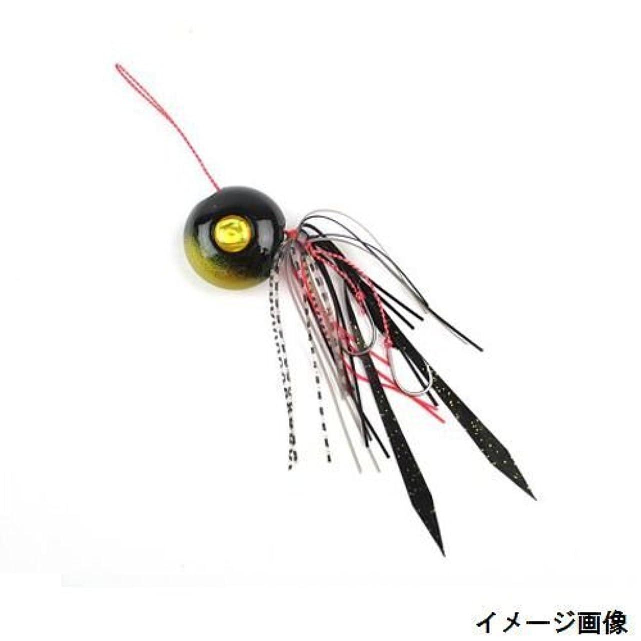 ハーネス注釈を付ける企業ハヤブサ(Hayabusa) タイラバ 無双真鯛 フリースライド コンプリートモデル 12号 45g ブラックゴールド SE120
