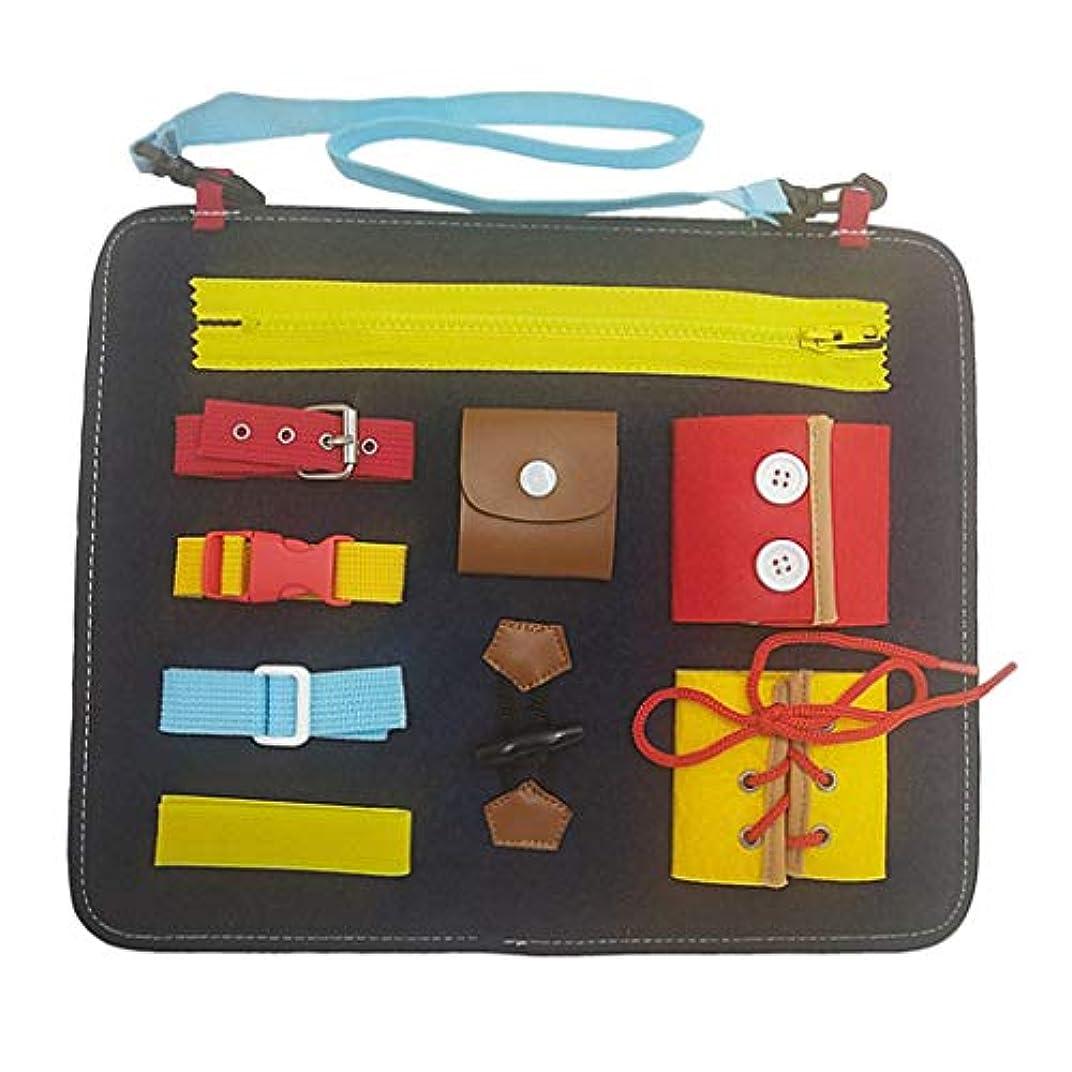 トレーダー固有の黒板#N/A 生命モータースキルのおもちゃを学ぶ携帯用子供の赤ん坊の柔らかいAtivity板
