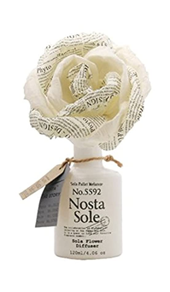 ピアース保持する提供Nosta ノスタ Solaflower Diffuser ソラフラワーディフューザー Sole ソーレ/太陽