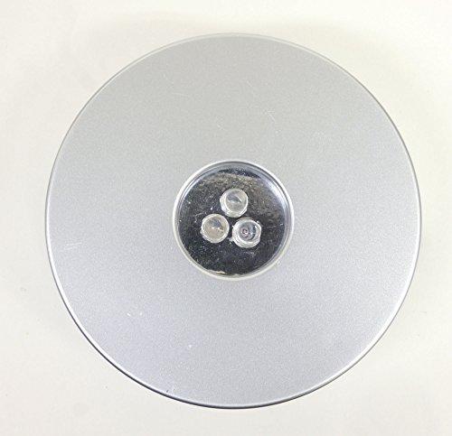 『レジン道具 パジコ 新LEDライト 3灯丸型 101616』の1枚目の画像
