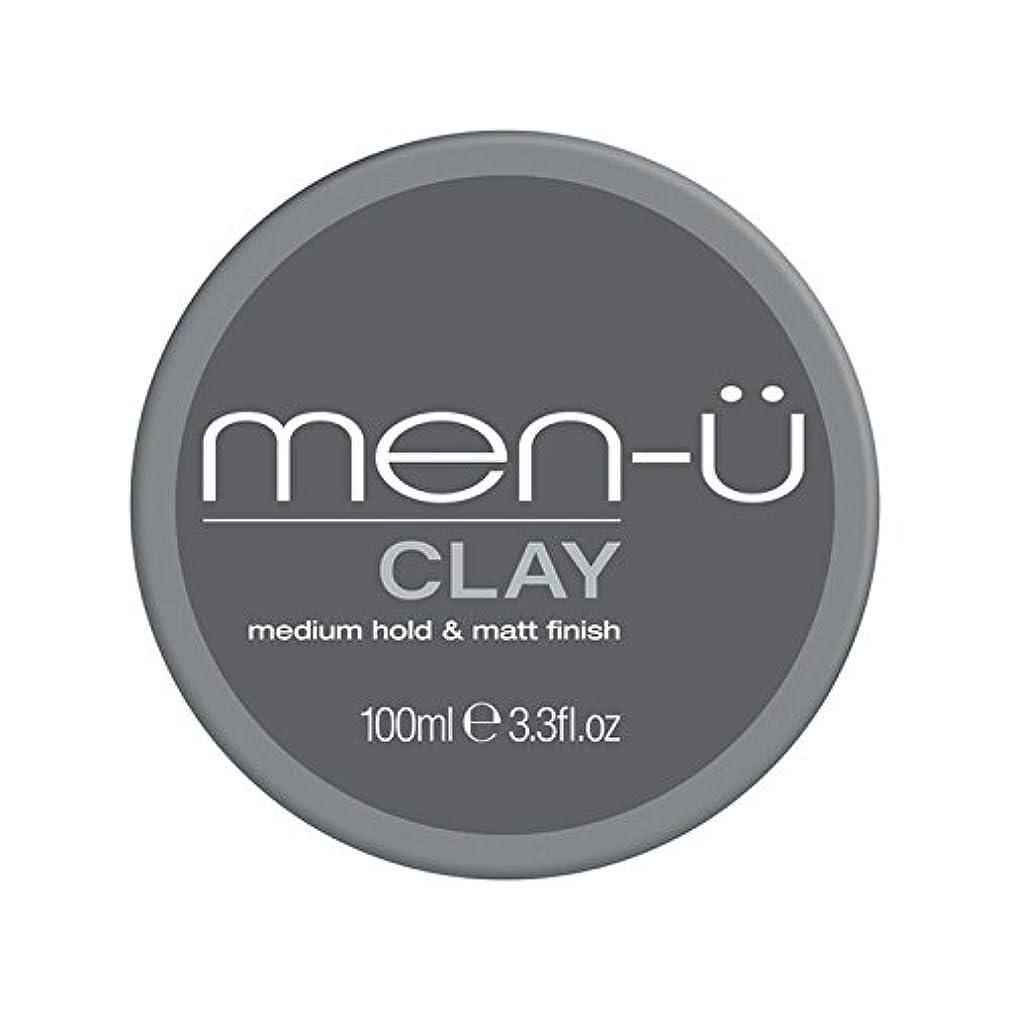 後継北極圏効果Men-? Clay (100ml) (Pack of 6) - 男性-粘土(100ミリリットル) x6 [並行輸入品]