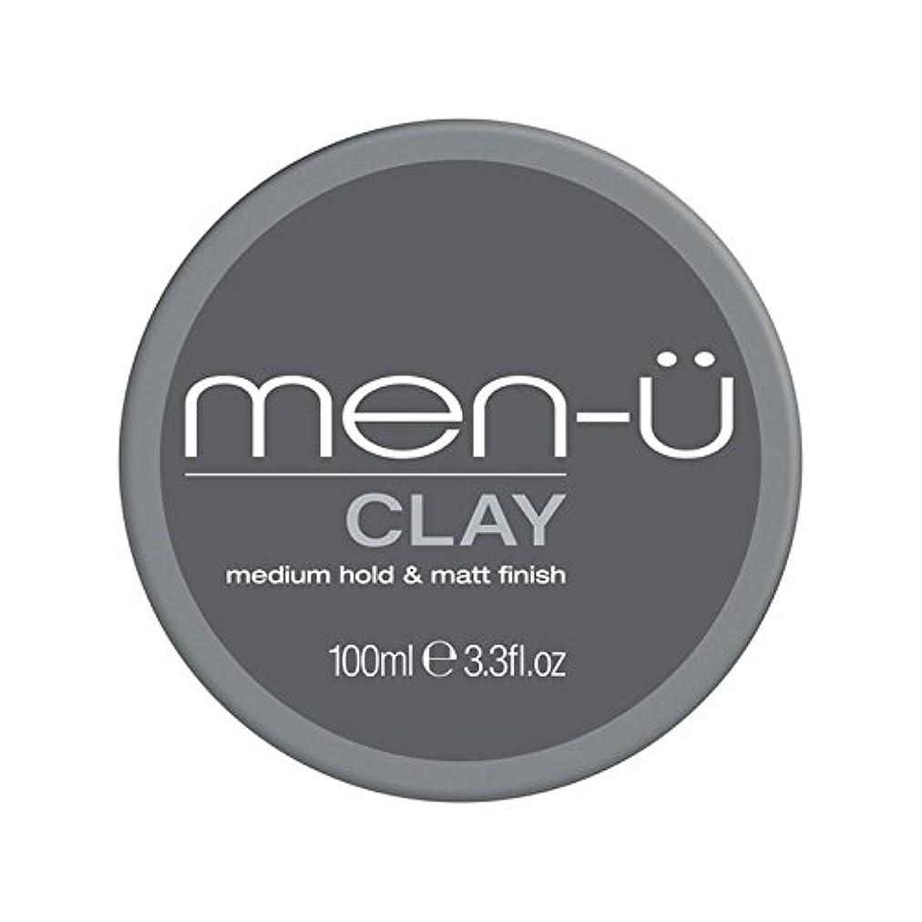 アクションアクセシブル侮辱男性-粘土(100ミリリットル) x2 - Men-? Clay (100ml) (Pack of 2) [並行輸入品]