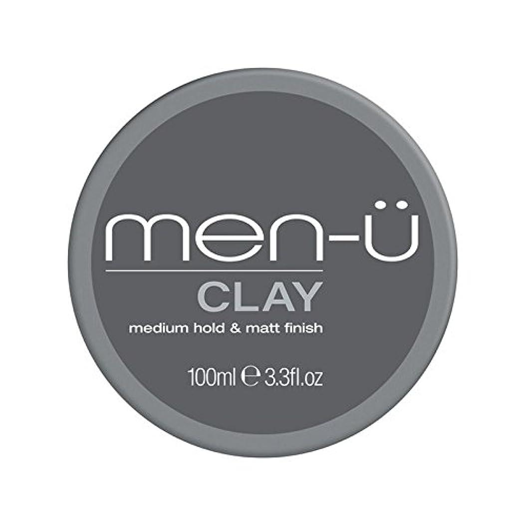石灰岩に応じて妖精男性-粘土(100ミリリットル) x4 - Men-? Clay (100ml) (Pack of 4) [並行輸入品]