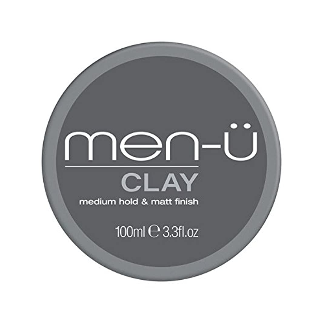 複製徹底原理Men-? Clay (100ml) - 男性-粘土(100ミリリットル) [並行輸入品]
