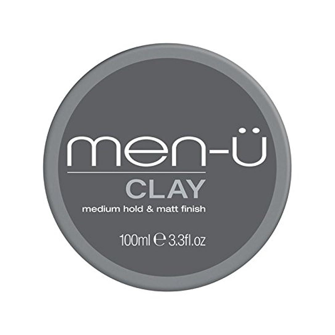 系譜セージ敬意を表する男性-粘土(100ミリリットル) x4 - Men-? Clay (100ml) (Pack of 4) [並行輸入品]