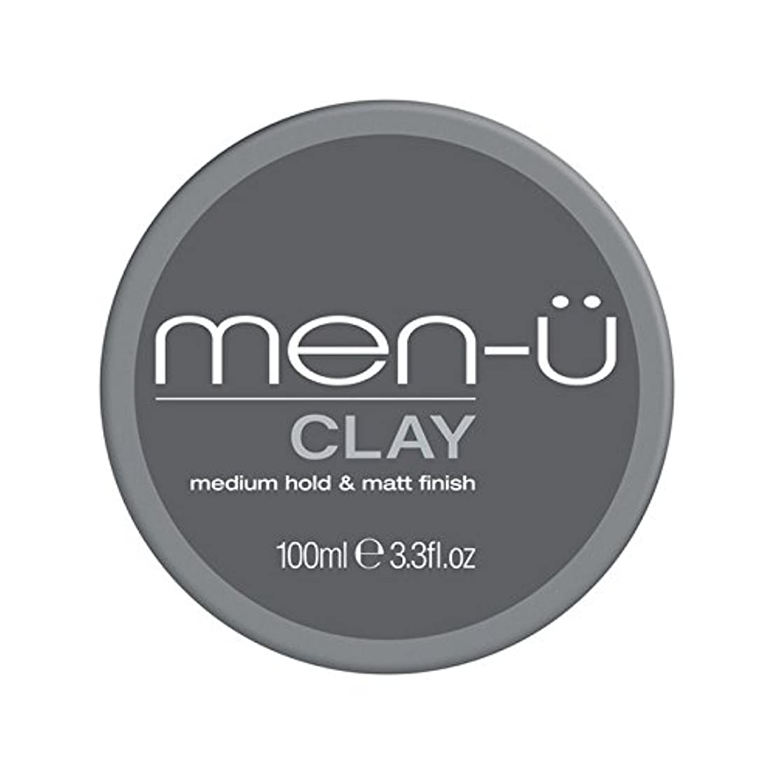 外国人画像拳Men-? Clay (100ml) (Pack of 6) - 男性-粘土(100ミリリットル) x6 [並行輸入品]