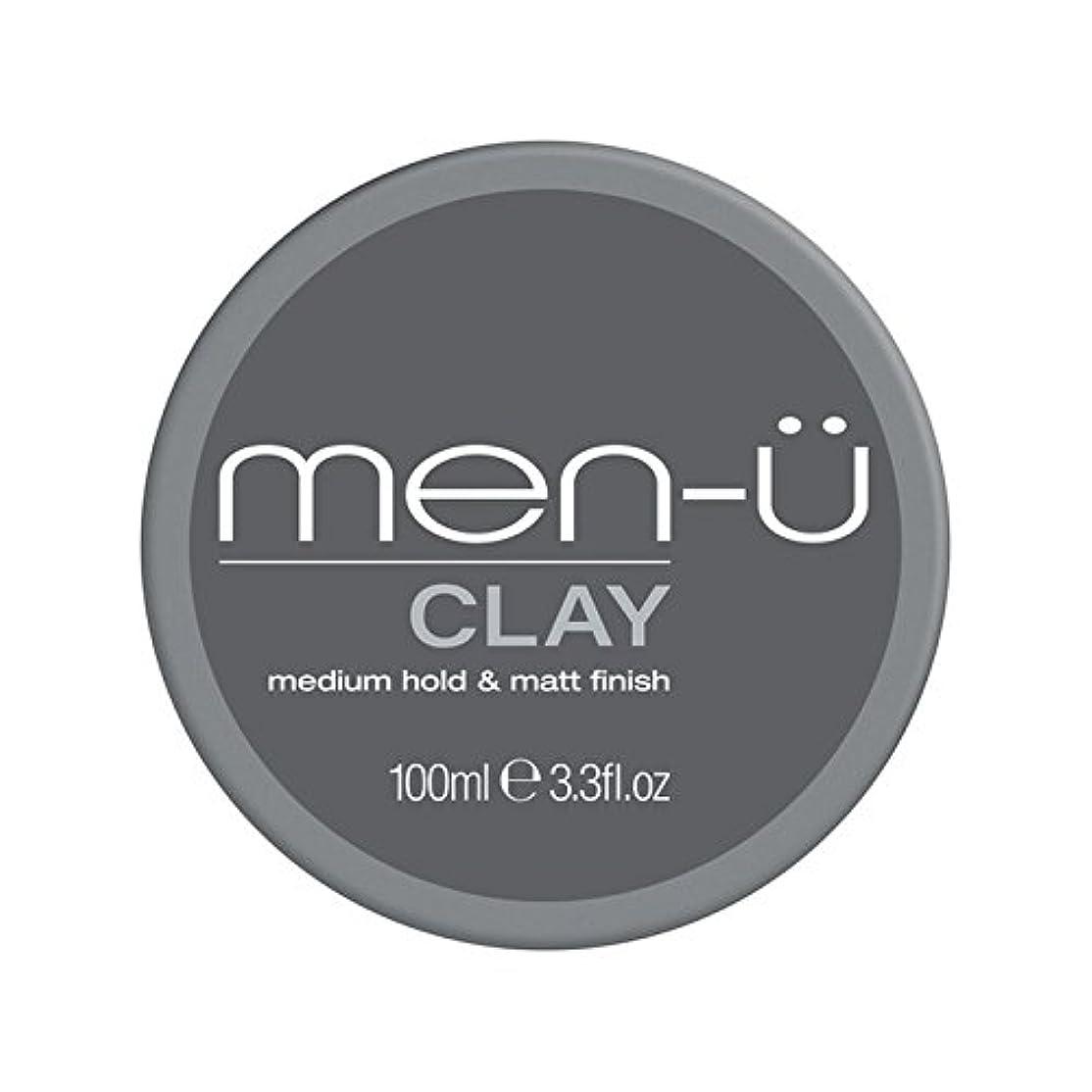 罪毒港Men-? Clay (100ml) (Pack of 6) - 男性-粘土(100ミリリットル) x6 [並行輸入品]