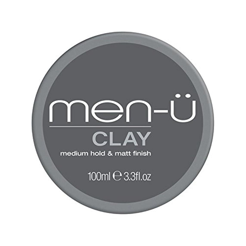 ポール星スノーケル男性-粘土(100ミリリットル) x4 - Men-? Clay (100ml) (Pack of 4) [並行輸入品]