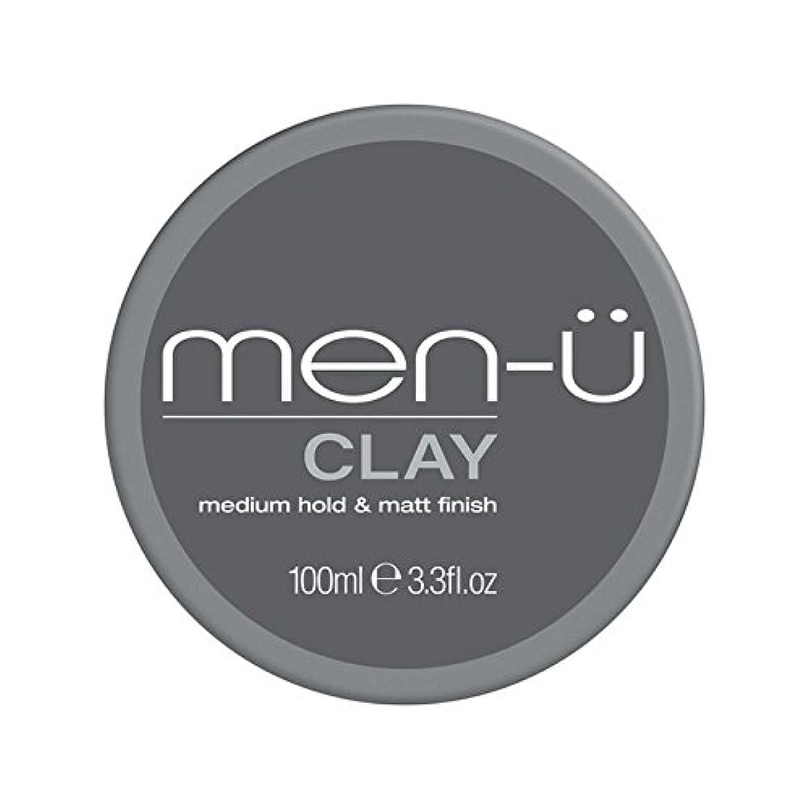 王位トピックマエストロ男性-粘土(100ミリリットル) x4 - Men-? Clay (100ml) (Pack of 4) [並行輸入品]