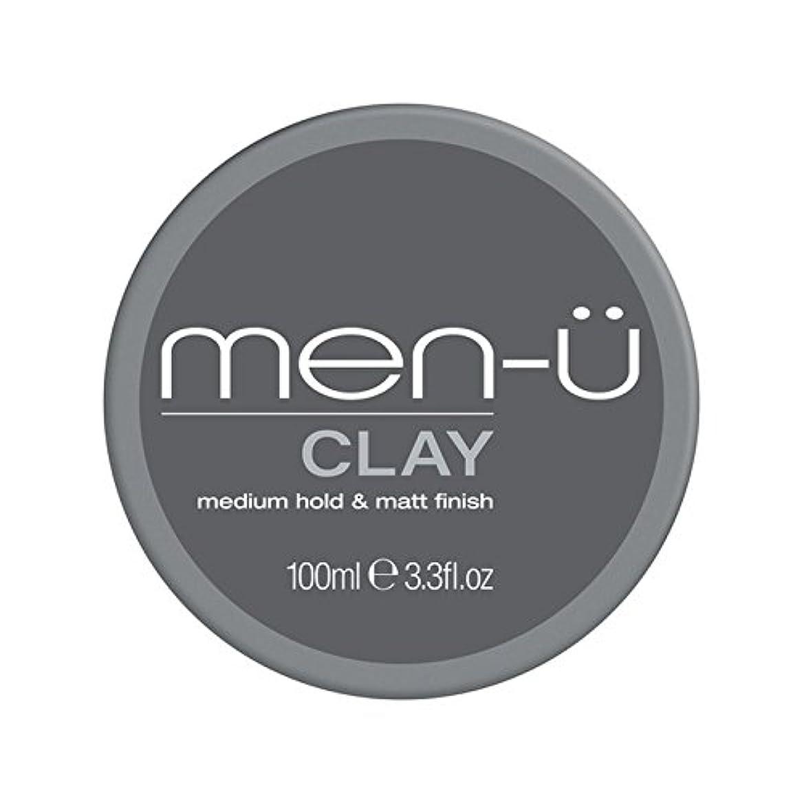 足枷不純汚れるMen-? Clay (100ml) - 男性-粘土(100ミリリットル) [並行輸入品]