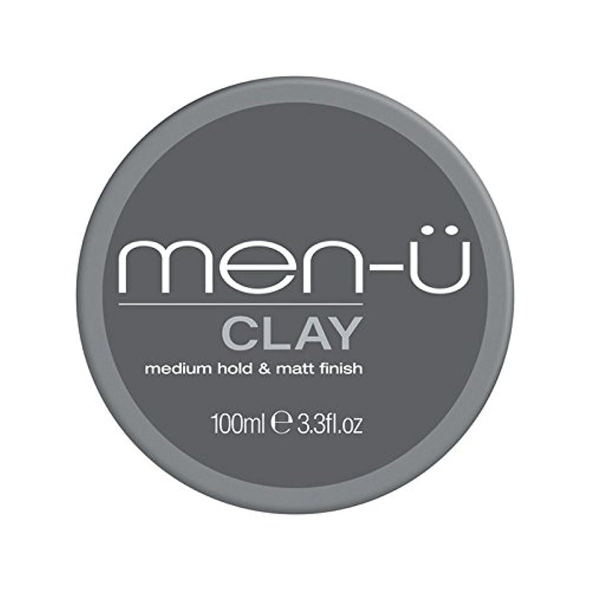 レバー逸話国旗Men-? Clay (100ml) - 男性-粘土(100ミリリットル) [並行輸入品]