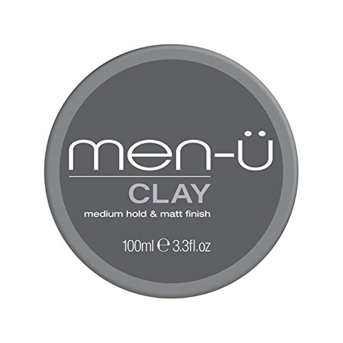 すべて応答大量男性-粘土(100ミリリットル) x4 - Men-? Clay (100ml) (Pack of 4) [並行輸入品]