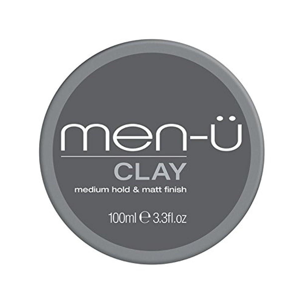 邪悪なマイルドサーフィンMen-? Clay (100ml) (Pack of 6) - 男性-粘土(100ミリリットル) x6 [並行輸入品]