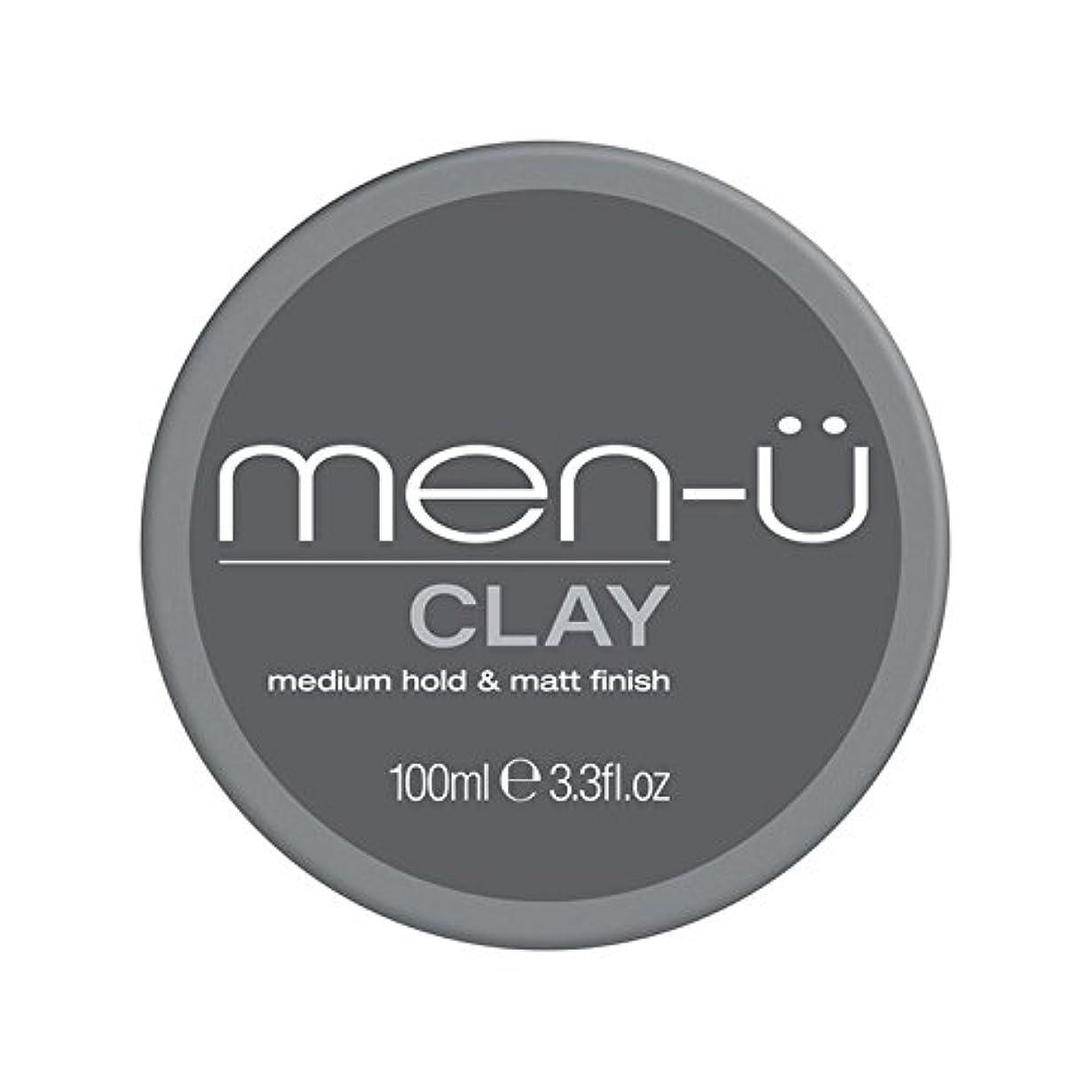 肘掛け椅子出費王族Men-? Clay (100ml) - 男性-粘土(100ミリリットル) [並行輸入品]