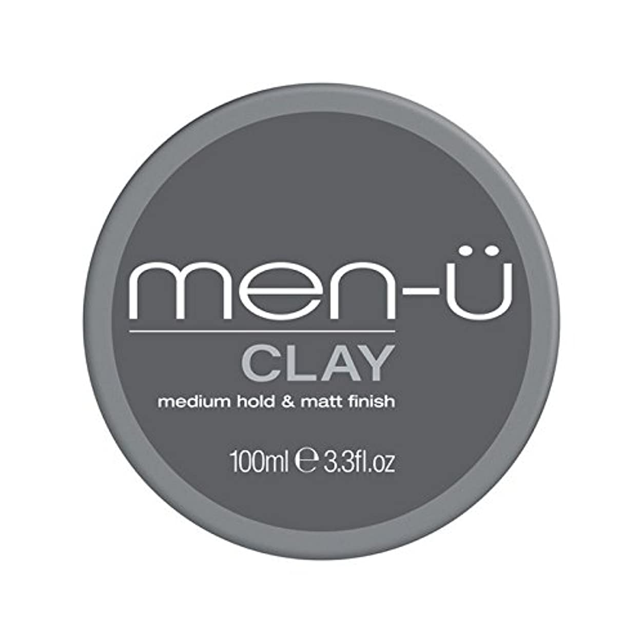 ライド罪悪感狂った男性-粘土(100ミリリットル) x4 - Men-? Clay (100ml) (Pack of 4) [並行輸入品]