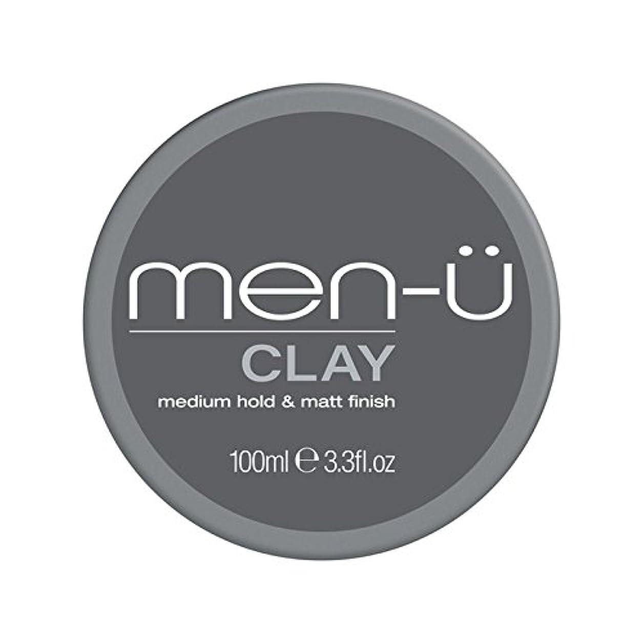 開始しがみつく推進Men-? Clay (100ml) (Pack of 6) - 男性-粘土(100ミリリットル) x6 [並行輸入品]