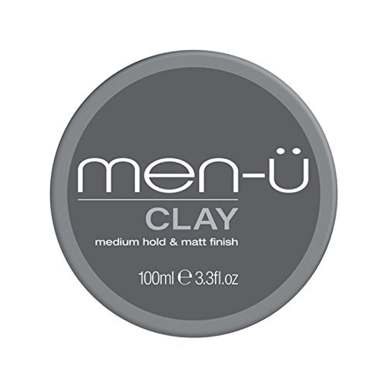 状まもなく航海Men-? Clay (100ml) - 男性-粘土(100ミリリットル) [並行輸入品]