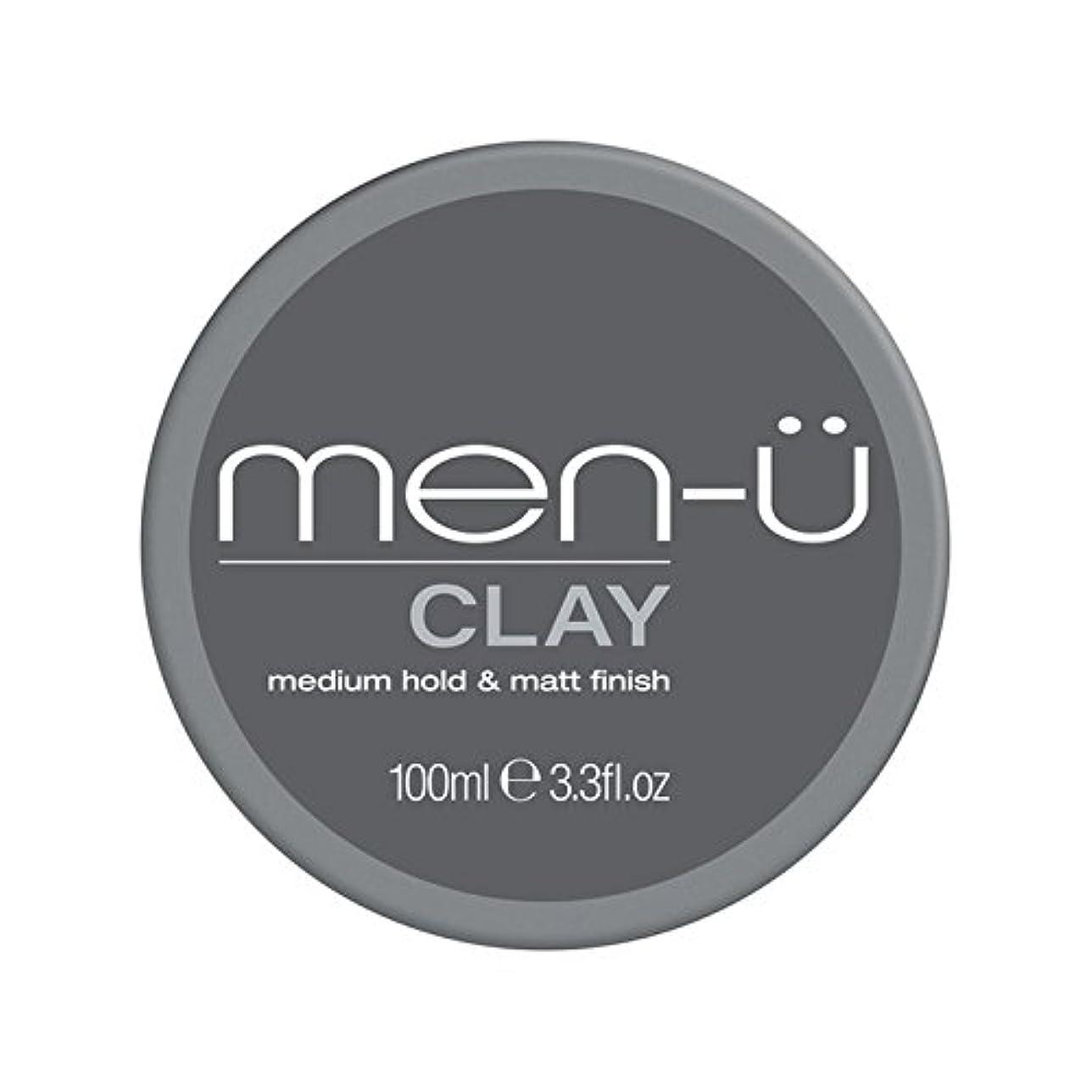 規制モートアサーMen-? Clay (100ml) - 男性-粘土(100ミリリットル) [並行輸入品]