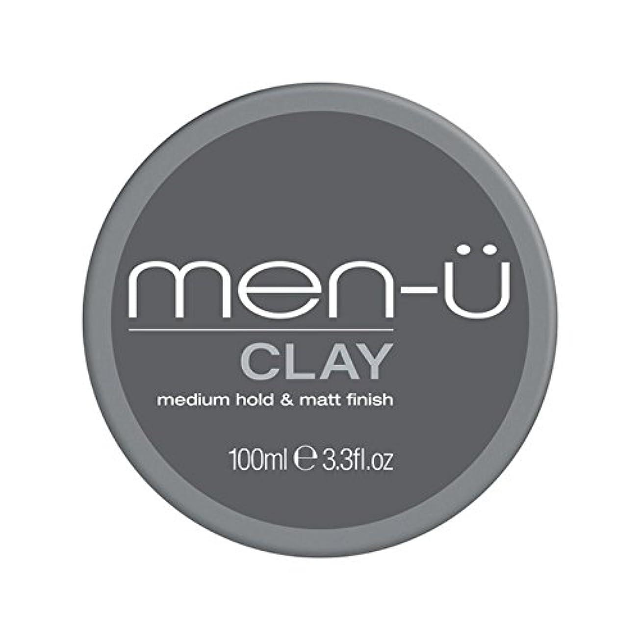 派手コウモリトチの実の木Men-? Clay (100ml) (Pack of 6) - 男性-粘土(100ミリリットル) x6 [並行輸入品]