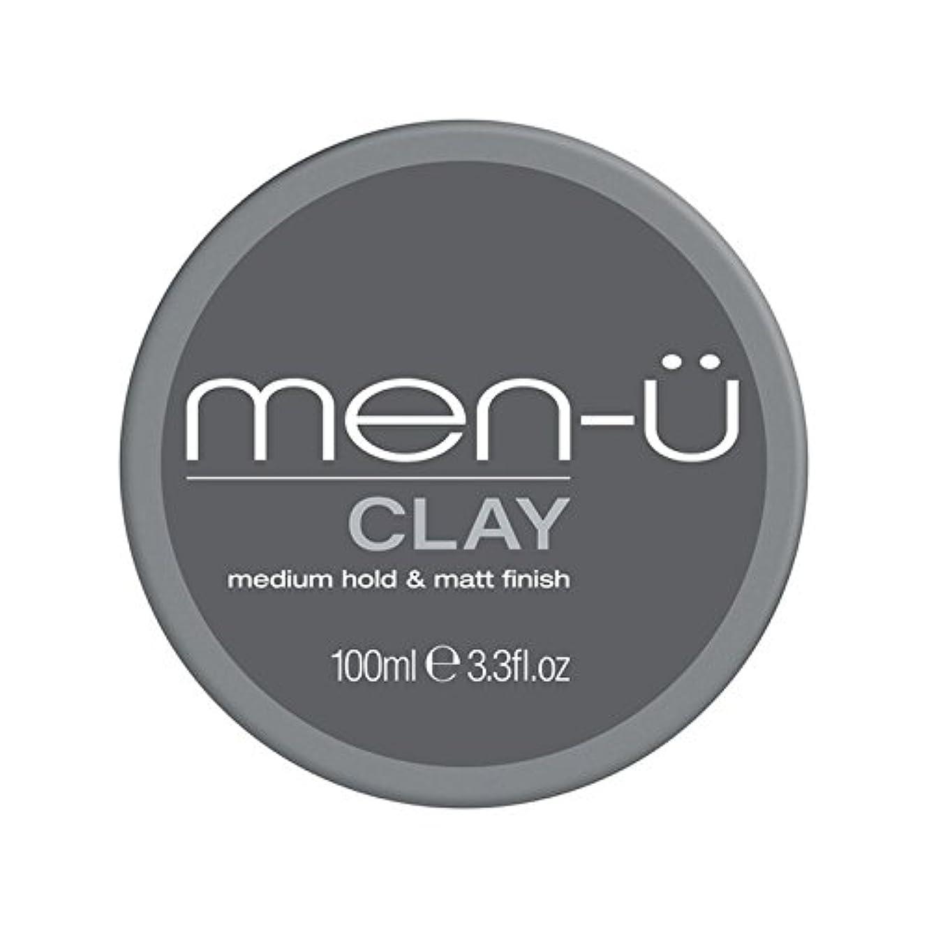 偶然飛ぶ編集者Men-? Clay (100ml) - 男性-粘土(100ミリリットル) [並行輸入品]
