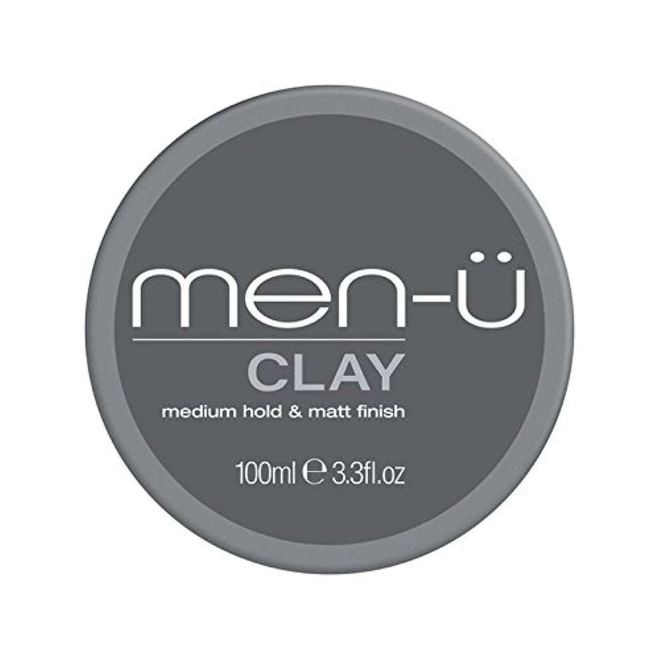 受け入れるコール接続Men-? Clay (100ml) (Pack of 6) - 男性-粘土(100ミリリットル) x6 [並行輸入品]