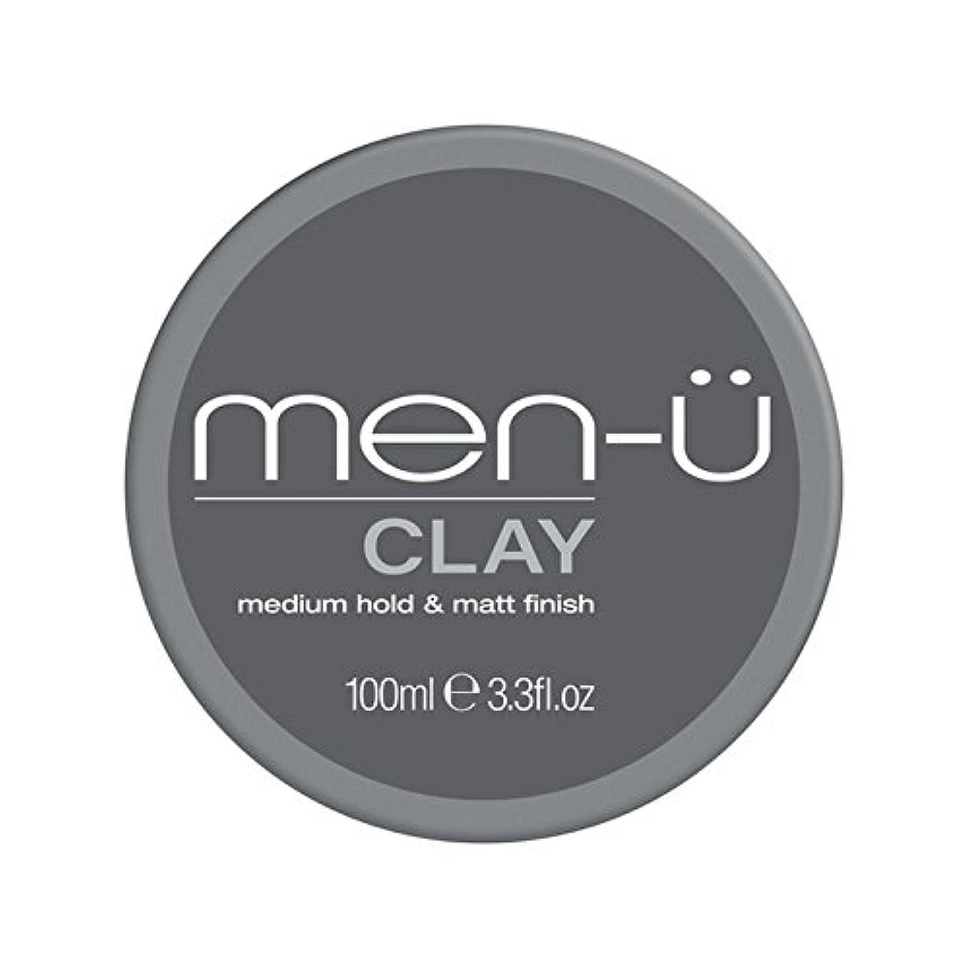 速報社説アヒル男性-粘土(100ミリリットル) x2 - Men-? Clay (100ml) (Pack of 2) [並行輸入品]