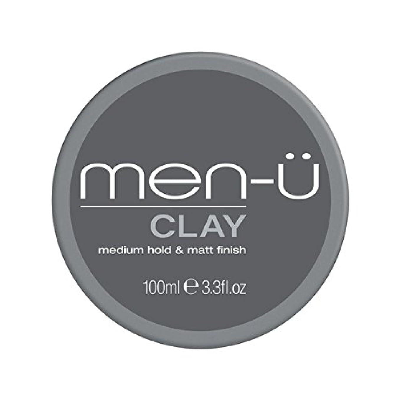 サーキュレーション洗うクスコ男性-粘土(100ミリリットル) x4 - Men-? Clay (100ml) (Pack of 4) [並行輸入品]