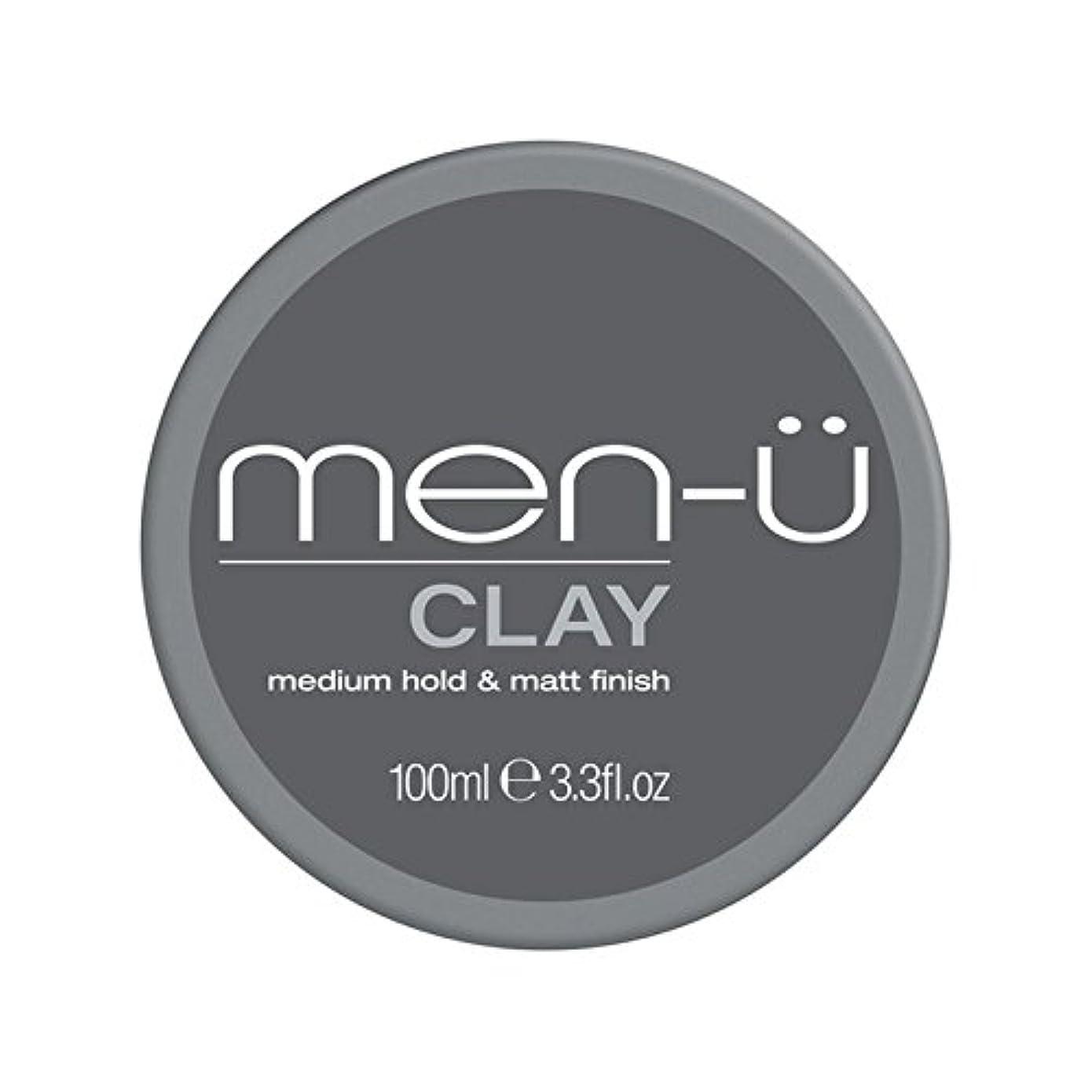 自我一時解雇するピケMen-? Clay (100ml) (Pack of 6) - 男性-粘土(100ミリリットル) x6 [並行輸入品]