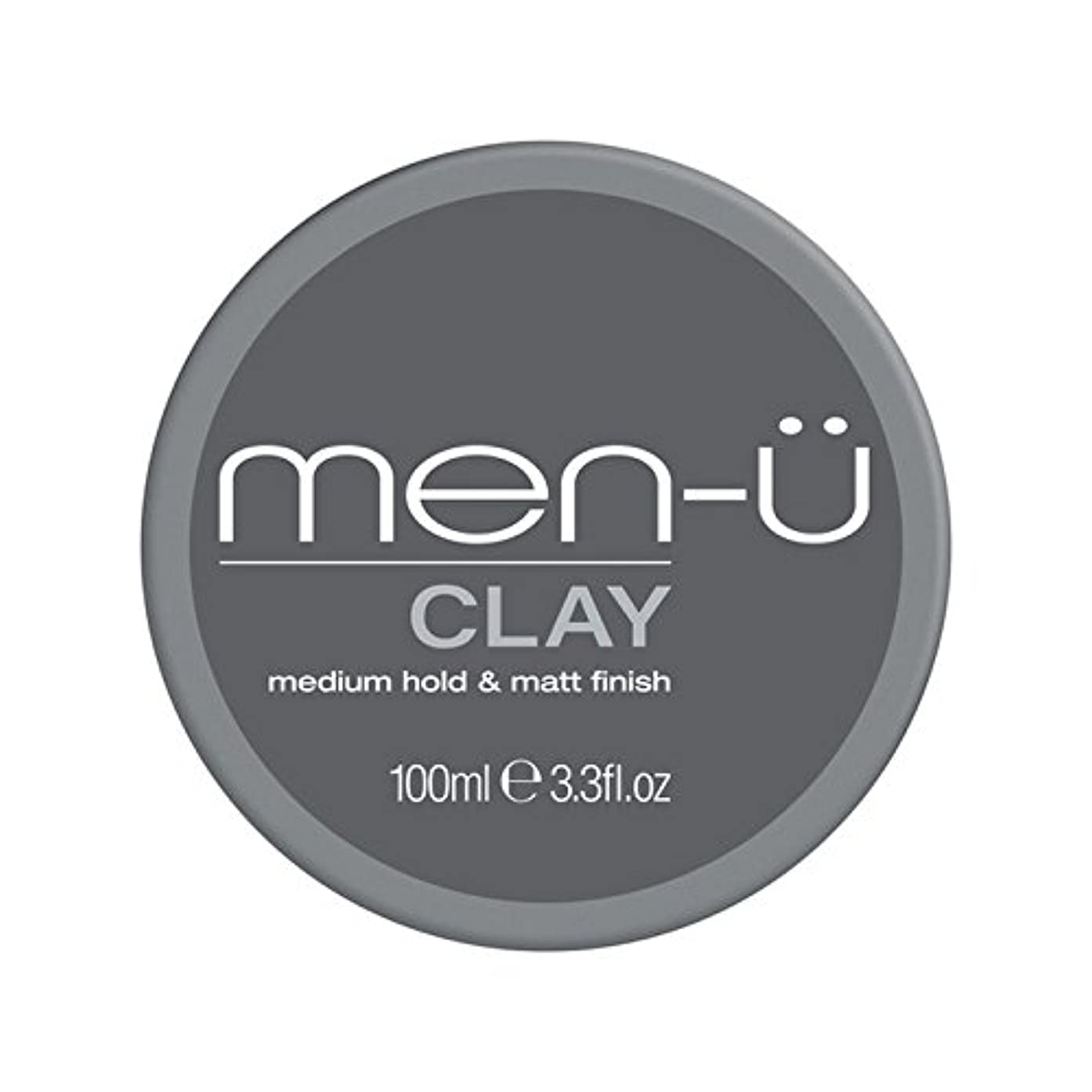 ひねり完璧な存在するMen-? Clay (100ml) (Pack of 6) - 男性-粘土(100ミリリットル) x6 [並行輸入品]