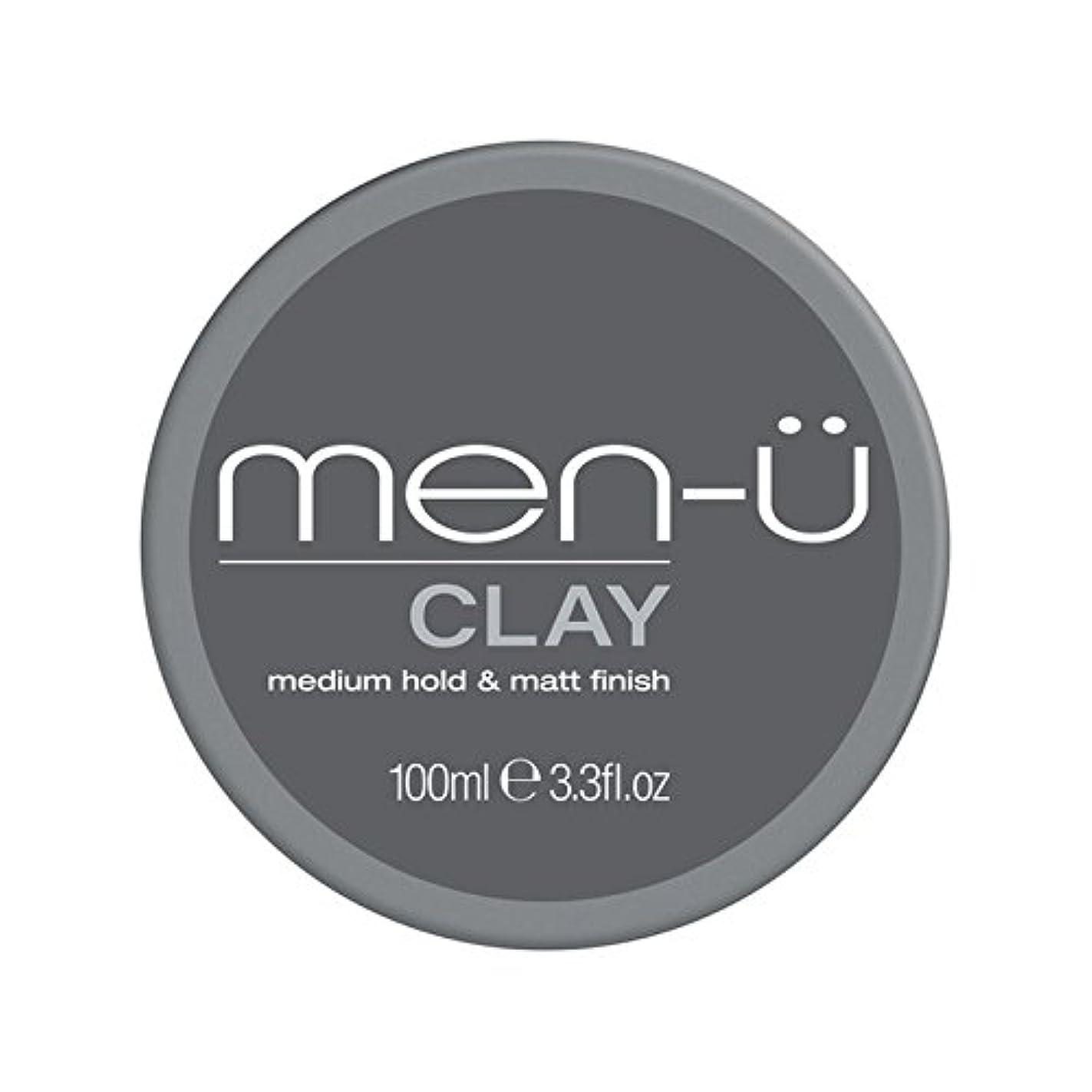 オッズ大統領定刻男性-粘土(100ミリリットル) x2 - Men-? Clay (100ml) (Pack of 2) [並行輸入品]