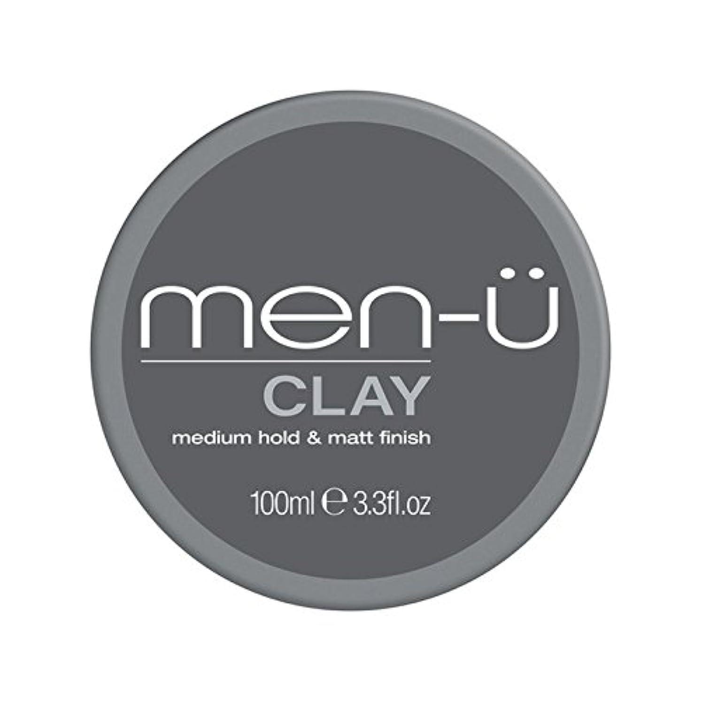 寄付ゴム均等にMen-? Clay (100ml) (Pack of 6) - 男性-粘土(100ミリリットル) x6 [並行輸入品]