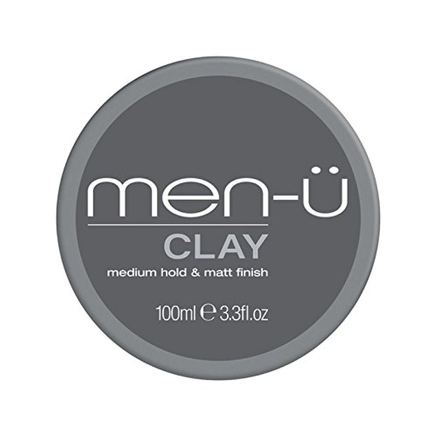 エンゲージメントインペリアルまでMen-? Clay (100ml) - 男性-粘土(100ミリリットル) [並行輸入品]