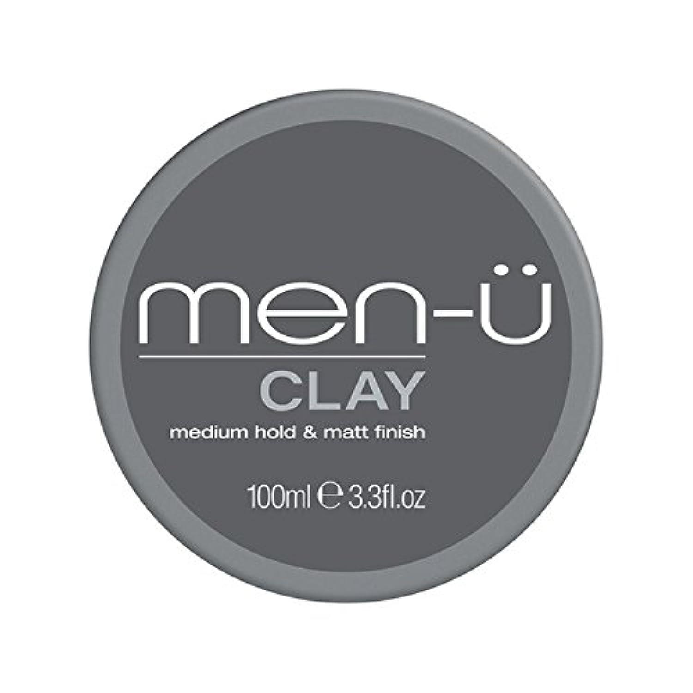 あいまい毎日適応する男性-粘土(100ミリリットル) x2 - Men-? Clay (100ml) (Pack of 2) [並行輸入品]