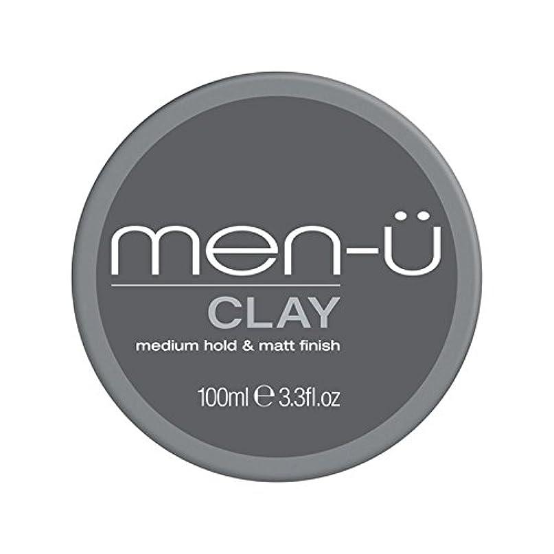 Men-? Clay (100ml) (Pack of 6) - 男性-粘土(100ミリリットル) x6 [並行輸入品]