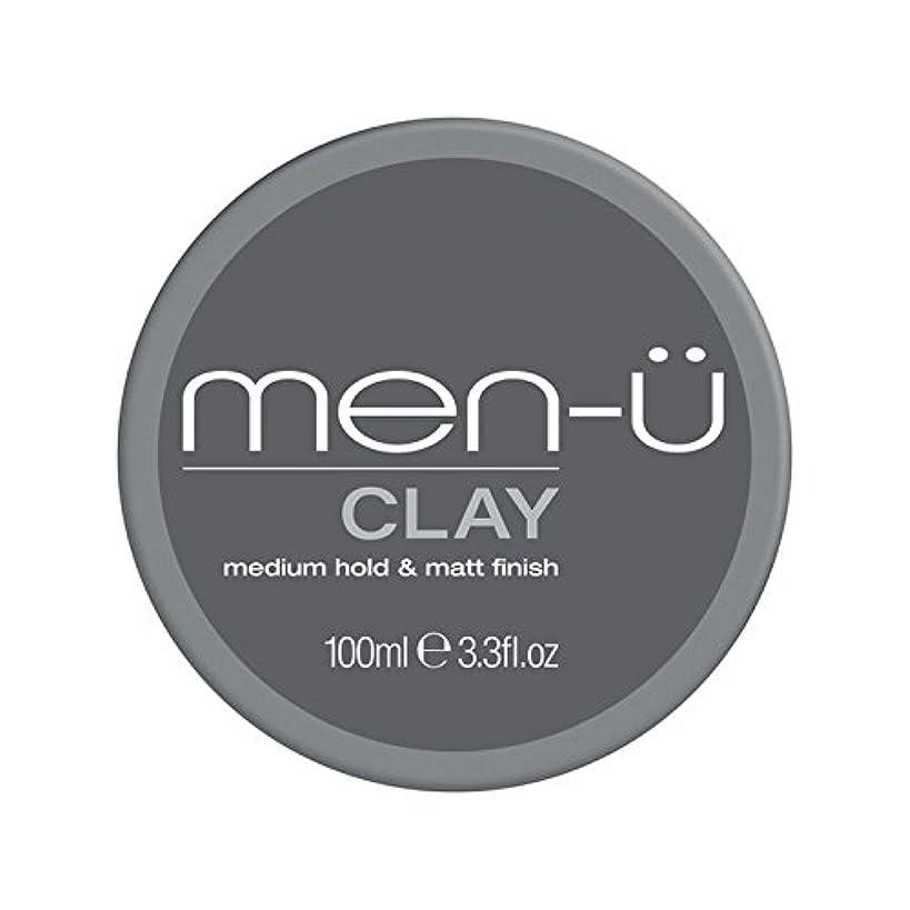 怪しい統計的バターMen-? Clay (100ml) (Pack of 6) - 男性-粘土(100ミリリットル) x6 [並行輸入品]