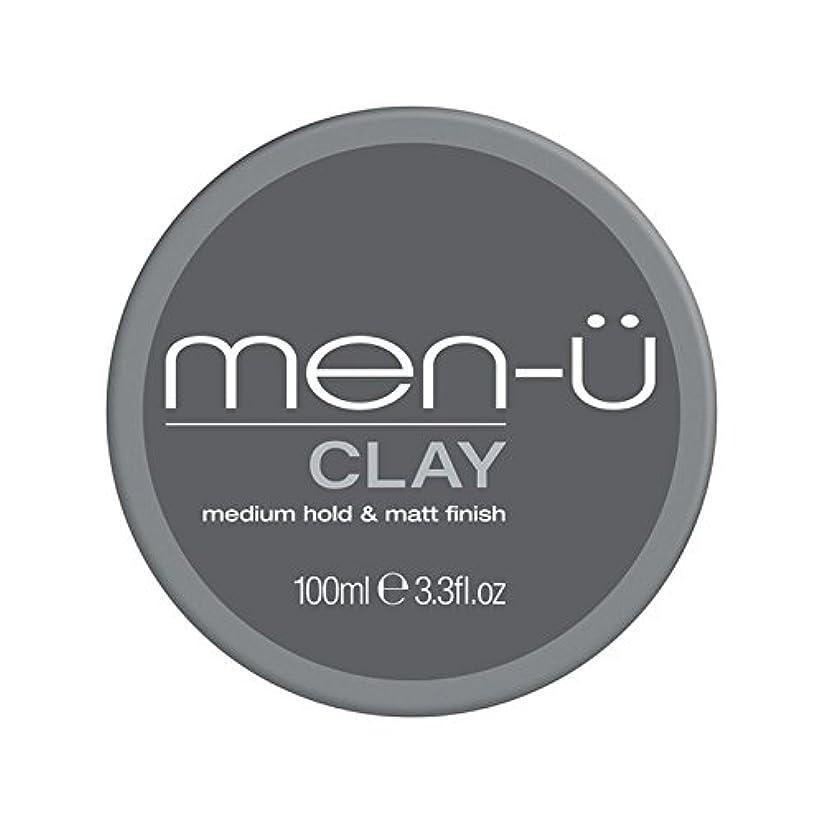 機関車危険なオーバードロー男性-粘土(100ミリリットル) x2 - Men-? Clay (100ml) (Pack of 2) [並行輸入品]