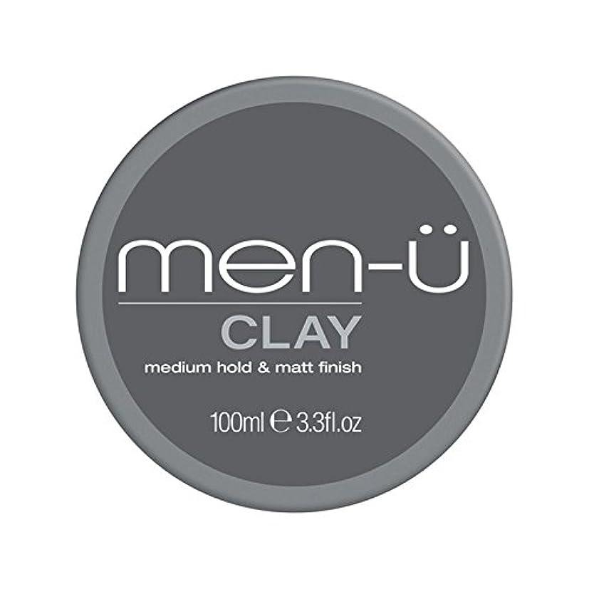自己管理蛇行Men-? Clay (100ml) - 男性-粘土(100ミリリットル) [並行輸入品]