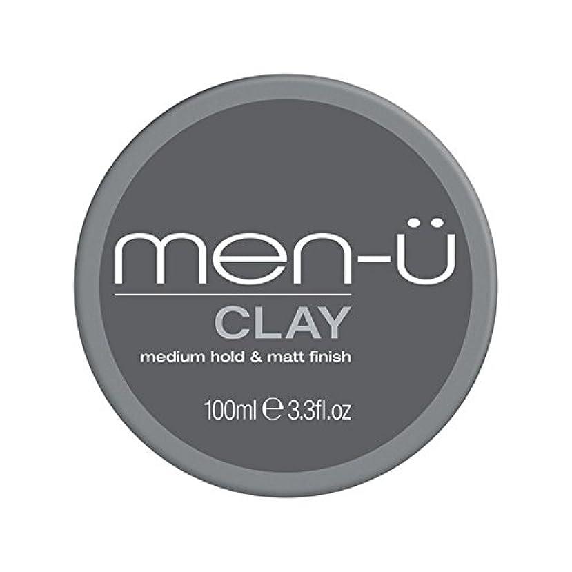 イノセンスパスポートアサート男性-粘土(100ミリリットル) x4 - Men-? Clay (100ml) (Pack of 4) [並行輸入品]