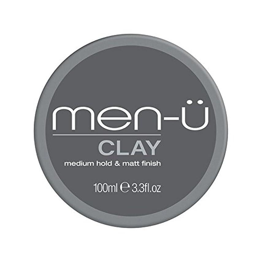 に負けるバラ色ベース男性-粘土(100ミリリットル) x2 - Men-? Clay (100ml) (Pack of 2) [並行輸入品]