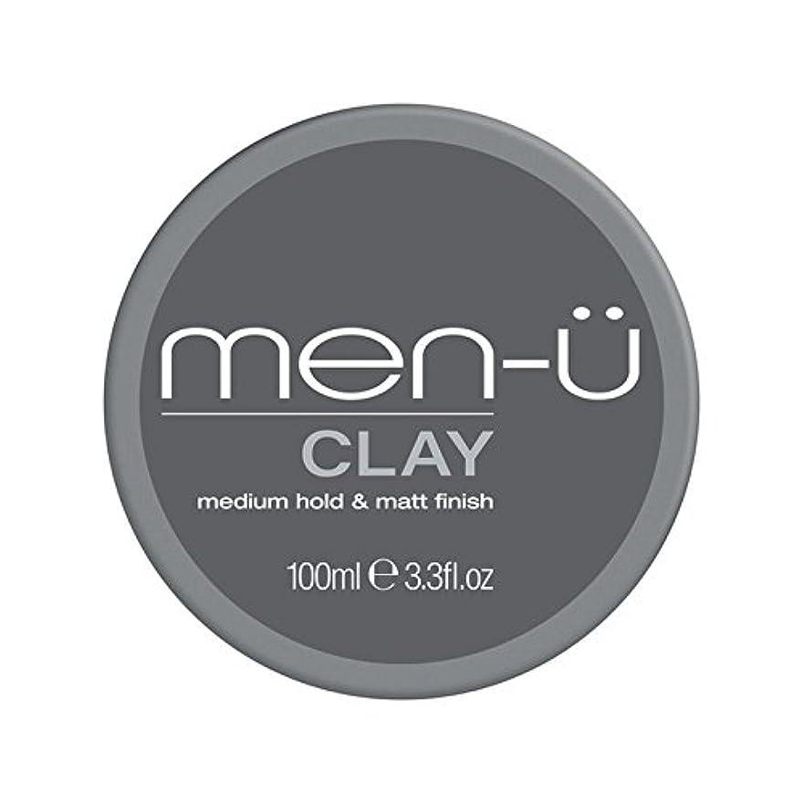 バッフルお客様保証するMen-? Clay (100ml) - 男性-粘土(100ミリリットル) [並行輸入品]